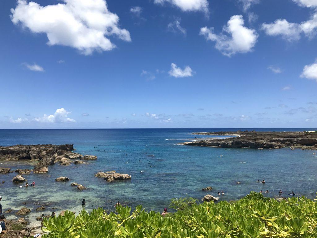 HAWAII SHARKS COVE snorkeling