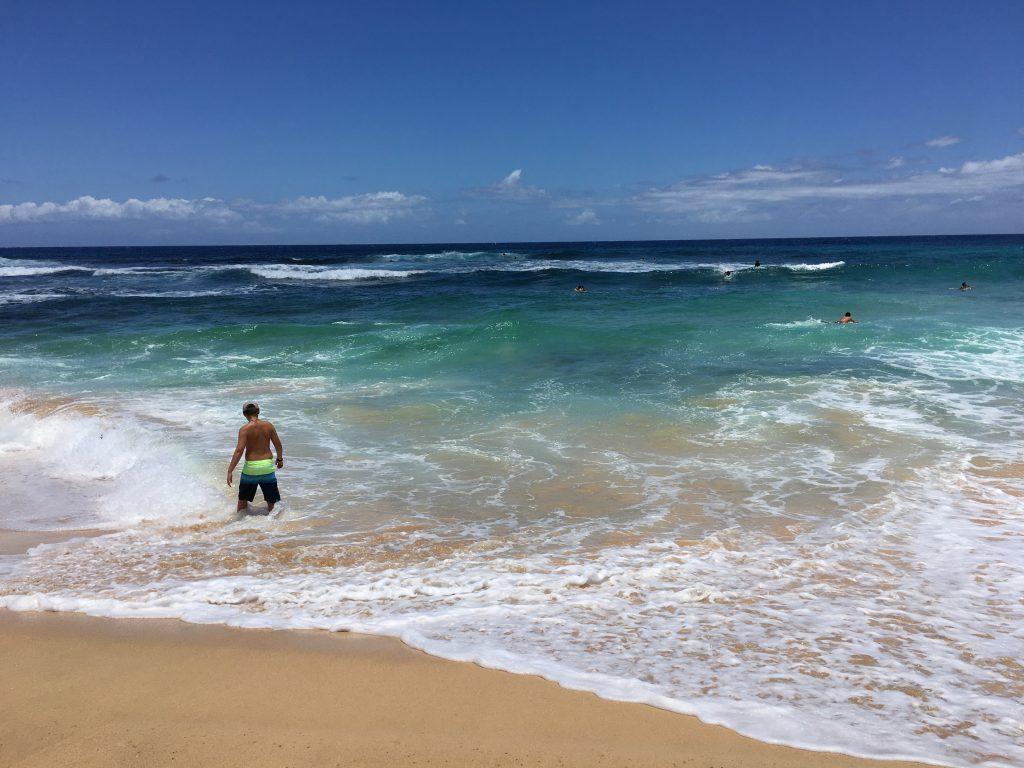 hawaii blues mon petit surfeur