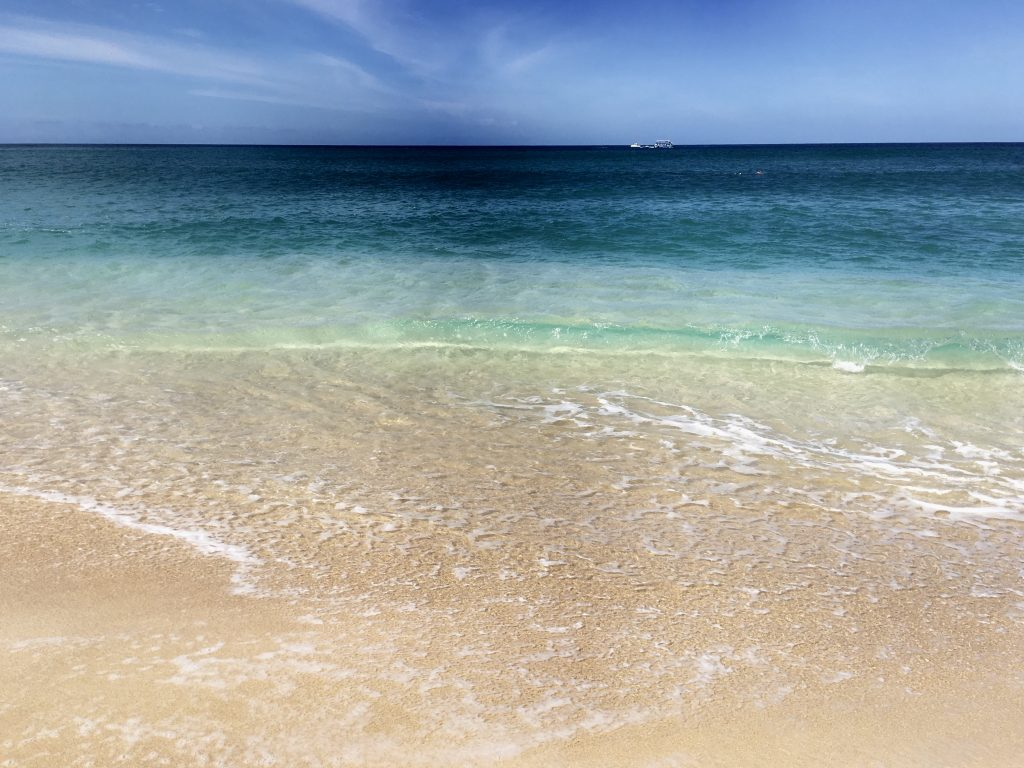 Blues beach plage Hawaii