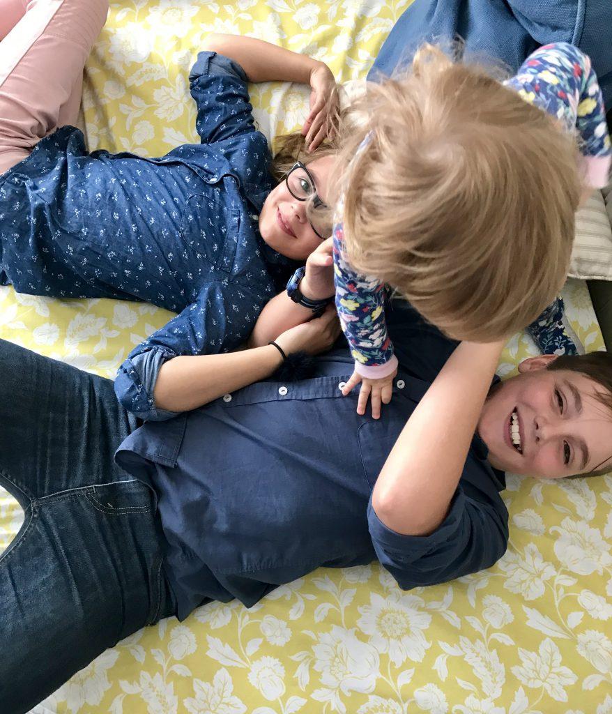 Enfants contents Kamouraska