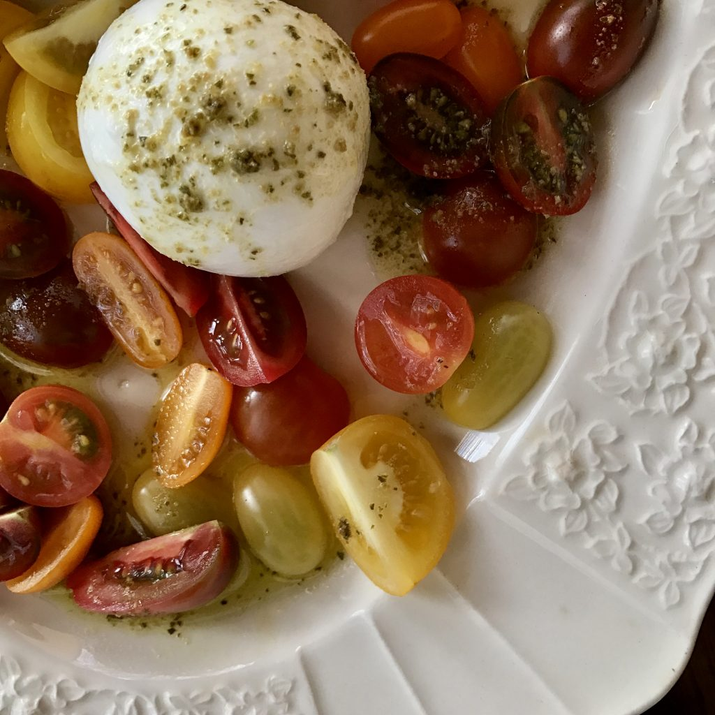 Mozzarella repas p'tite jaune Kamouraska