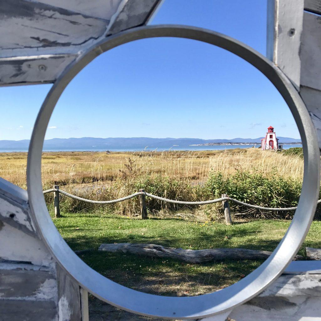 le petit phare Kamouraska