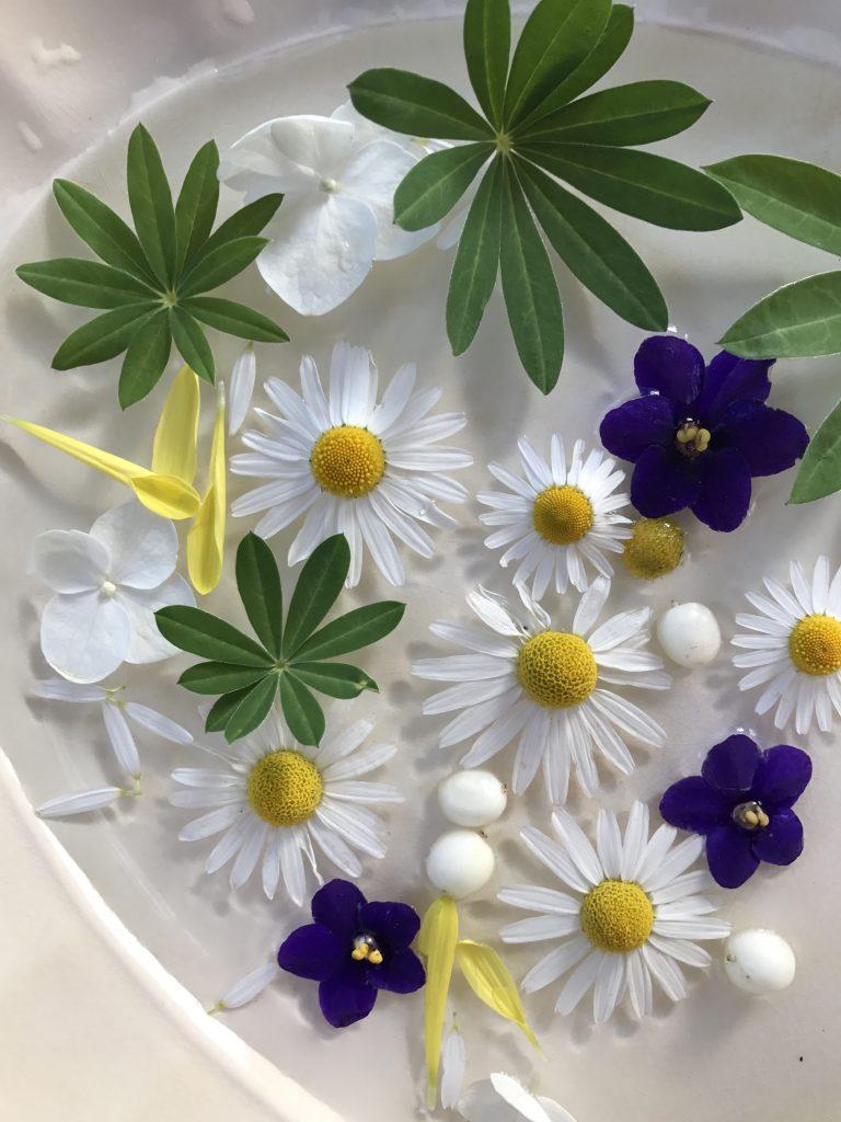 Topshop fleurs